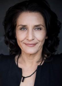 Sprecherin der deutschen Fassung: Meral Perin